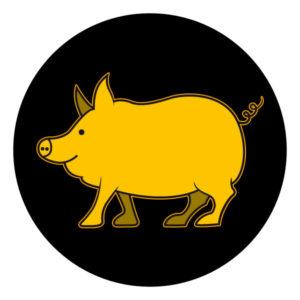 le Logo nouveau du Porcus Chicus