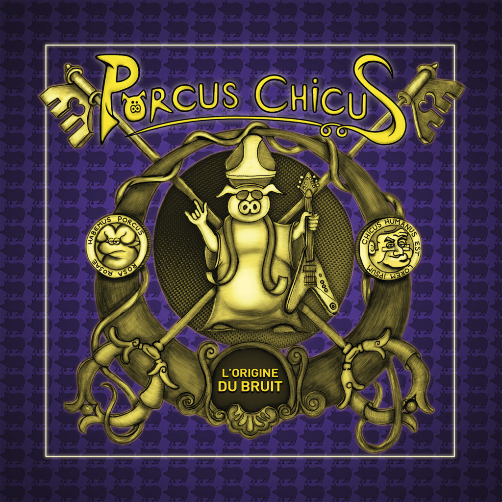 Porcus Chicus - L'Origine du Bruit (album 2021)
